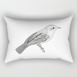 Nightingale Rectangular Pillow