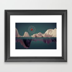 Fifty.nine Framed Art Print
