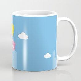 Pig ballon Coffee Mug