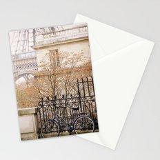 la bicyclette Stationery Cards