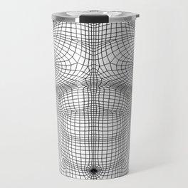 Digital Man Torso Travel Mug