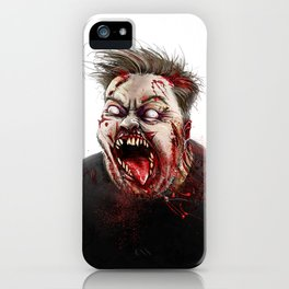 Ricky Gervais iPhone Case