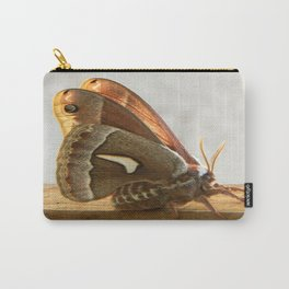 Redwood Moth Carry-All Pouch