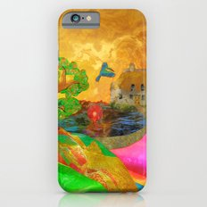 Let color bring you smiles as you walk lifes many miles iPhone 6s Slim Case