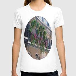 New Orleans Florals T-shirt
