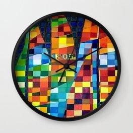 Sails Wall Clock