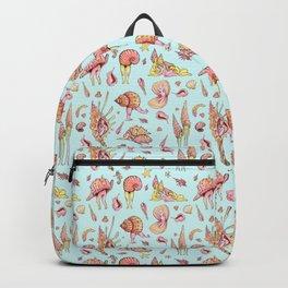 The Seashell Children Backpack