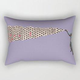 Pulverize Rectangular Pillow