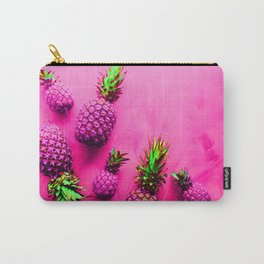 Pineapple Apple Pen Carry-All Pouch