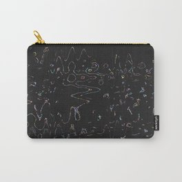 NEW BLACK Carry-All Pouch