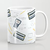 math Mugs featuring Math by S. Vaeth