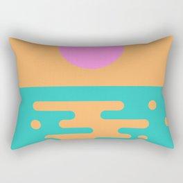Paradise Sunrise Rectangular Pillow