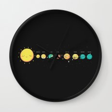 A Big Crazy Family Wall Clock