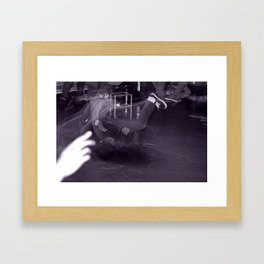 Ghost Dance Framed Art Print