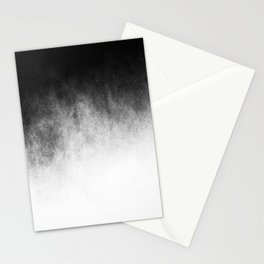 Abstract V Stationery Cards