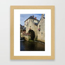 Normandy  Framed Art Print