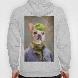 Chic French Bulldog Hoody