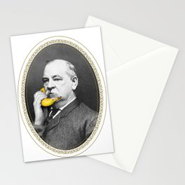 Grover Cleveland & Bananaphone Stationery Cards