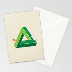 Chasing Stationery Cards