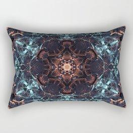 Supernova Mandala Rectangular Pillow