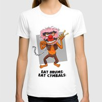 motivational T-shirts featuring Motivational Animal by Franky Plata