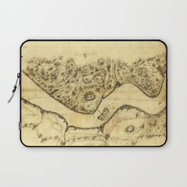 Original West Point Survey Map October 24th-27th 1783 Laptop Sleeve