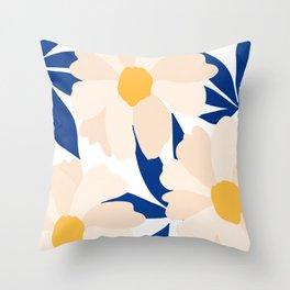 Freya's flower Throw Pillow
