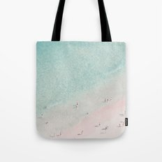 beach - summer of love III Tote Bag