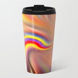 Cupcake Twirl Travel Mug