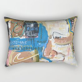 Dead Funnel Rectangular Pillow