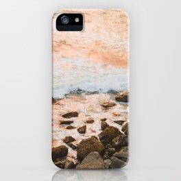 Pacific Coast Sunset iPhone Case