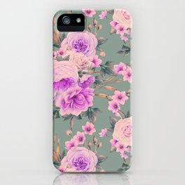 Likely Roses iPhone Case