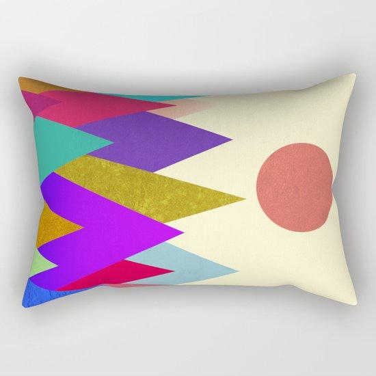 Abstract #441 Rectangular Pillow