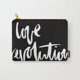 Love Revolution Carry-All Pouch