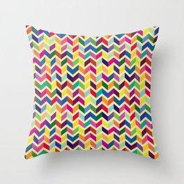 Geometric Pattern #2 Throw Pillow
