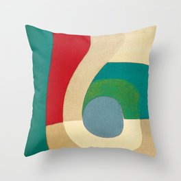 Nanã Throw Pillow
