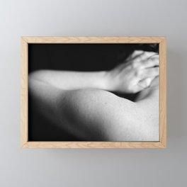 Fragments Framed Mini Art Print