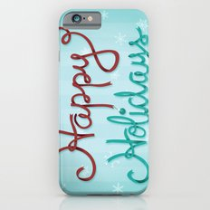 Holiday Ribbon iPhone 6s Slim Case