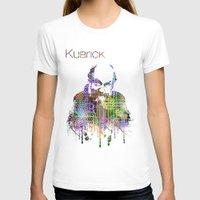 stanley kubrick T-shirts featuring Kubrick by Zoé Rikardo