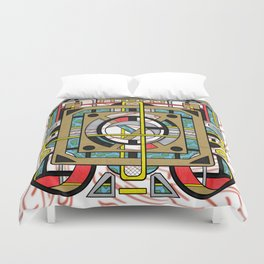 SwitchPlate Duvet Cover