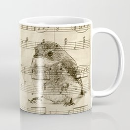 Songs of Birds Coffee Mug