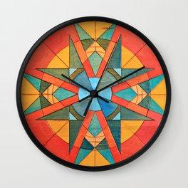Propellers Wall Clock