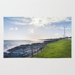 Irish landscape Rug