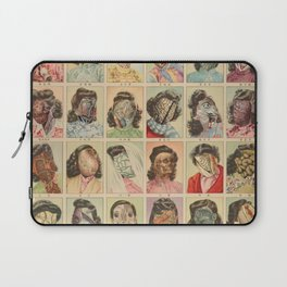 FRIDAY THE THIRTEENTH Laptop Sleeve