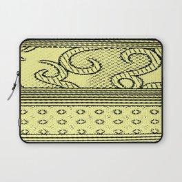 Vanilla Swirl Laptop Sleeve