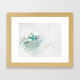 Egg Basket II Framed Art Print