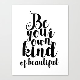 Happy Quote Home Decor Poster Typographic Print Inspirational Quote Wall Art Quote Life Quote Canvas Print