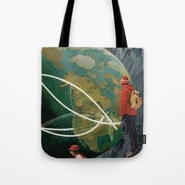 Purvey Tote Bag
