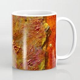 Abstract disc Coffee Mug