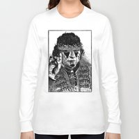 heavy metal Long Sleeve T-shirts featuring HEAVY METAL II by DIVIDUS